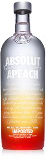 Absolut Vodka Apeach 1.00l